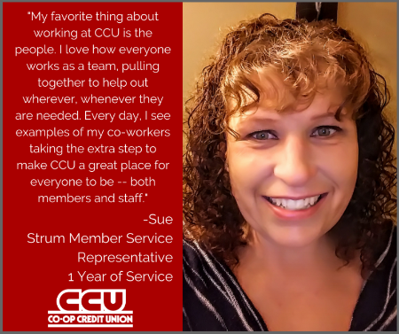 testimonial from employee sue