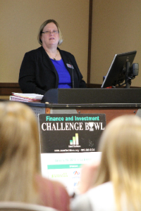 CCU employee serves as challenge bowl quizmaster